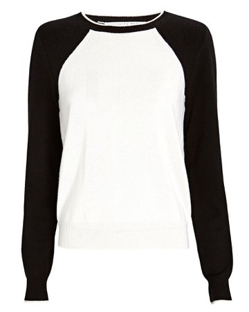 Veronica Beard Albertina Cashmere Sweater | INTERMIX®
