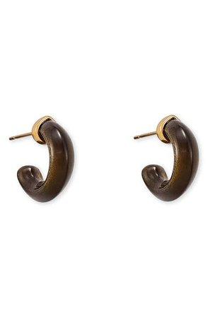 Kendra Scott Mikki Huggie Hoop Earrings | Nordstrom