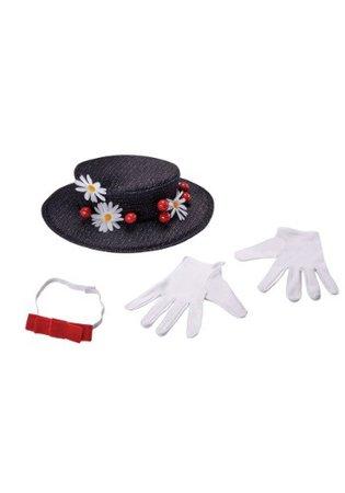 Mary Poppins Women's Accessory Kit