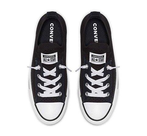 Amazon.com | Converse Women's Chuck Taylor All Star Shoreline Knit Slip on Sneaker | Fashion Sneakers