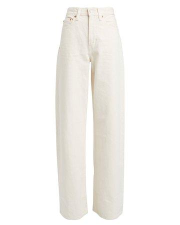 Levi's   Ribcage Wide Leg Jeans   INTERMIX®