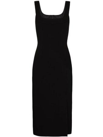 Dolce & Gabbana sleeveless jersey dress - FARFETCH