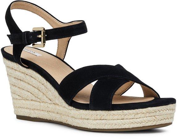 Soleil Wedge Sandal