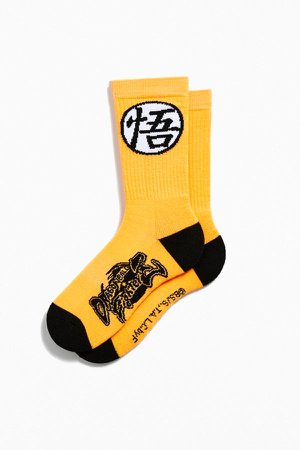 Dragon Ball Z Fighter Sock | Urban Outfitters