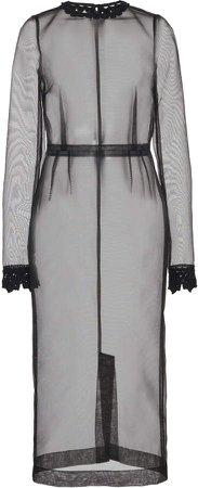 Dolce & Gabbana Sheer Tulle Dress