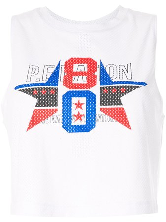top P.e Nation Circuit Racer Mesh Tank Top Ss20 | Farfetch.com