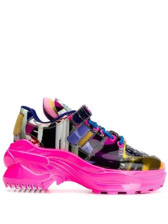 Maison Margiela Retro Fit Low-top Sneakers | Farfetch.com