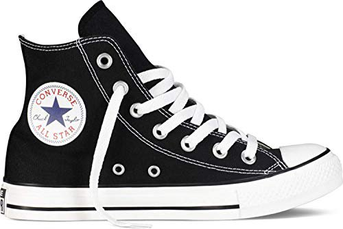 Amazon.com | Converse Black M9160 - HI TOP | Fashion Sneakers