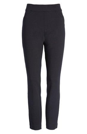 SPANX® The Perfect Black Pant Back Seam Skinny Pants (Regular & Plus Size) | Nordstrom