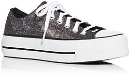 Chuck Taylor All Star Lift Low Top Platform Sneakers
