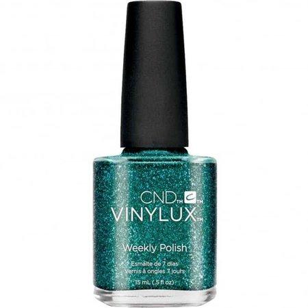 CND Vinylux Starstruck Weekly Nail Polish 2016 Emerald Lights (234)
