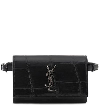 Kate leather belt bag