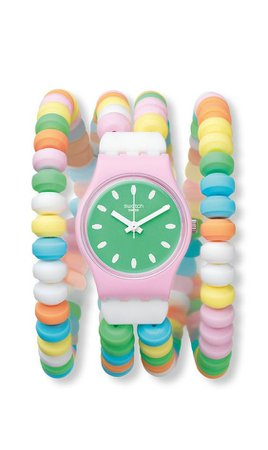 Swatch Candy Bracelet Watch