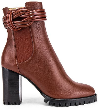 Vicky Waterproof Combat Boot