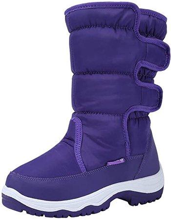 Amazon.com   CIOR Women's Snow Boots Winter II Waterproof Fur Lined Frosty Warm Anti-Slip Boot   Snow Boots