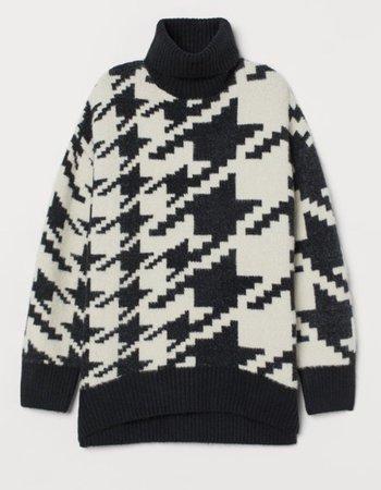 jacquard knit