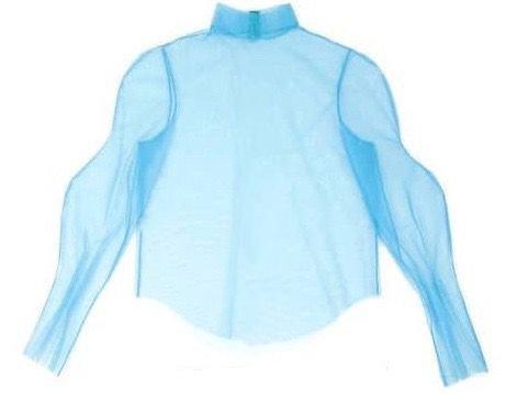 dew blue mesh