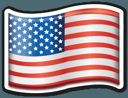usa bandera emoji