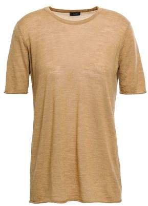Slub Cashmere T-shirt