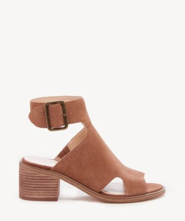 Sole Society Tally Block Heel Sandal | Sole Society Shoes, Bags and Accessories