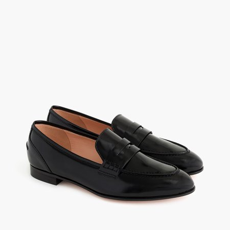 J.Crew: Academy Penny Loafers