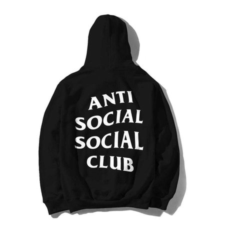 Mind Games Hoodie – AntiSocialSocialClub