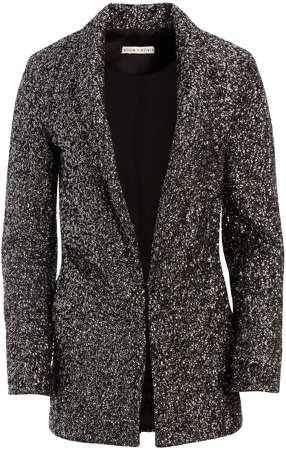 Jace Sequin Oversized Blazer