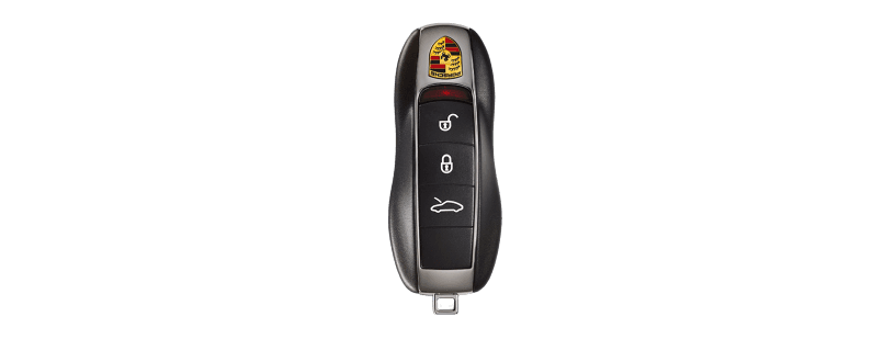 Porsche Car 911 Carrera key