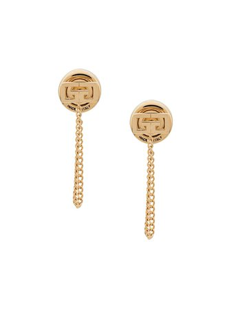 Givenchy Double G earrings