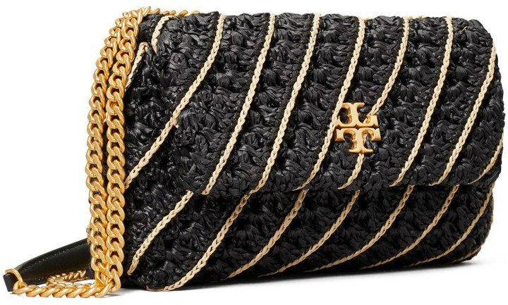 Kira Crochet Small Convertible Shoulder Bag