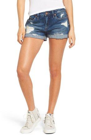 BLANKNYC Boyfriend Denim Shorts (Dress Down Party)   Nordstrom