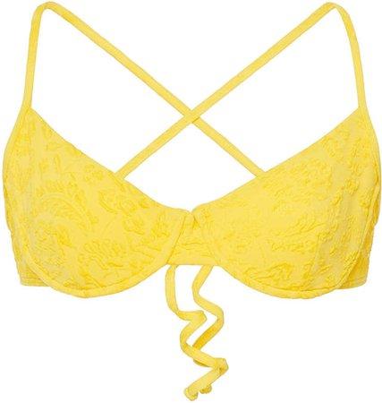 Mazlyn Bustier Bikini Top