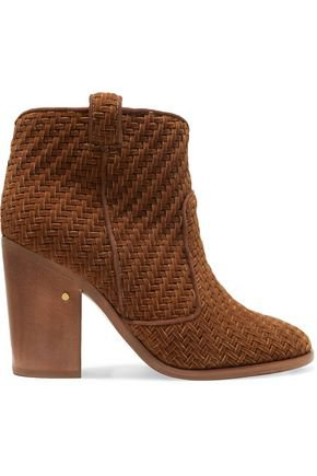 Suede ankle boots | LAURENCE DACADE | Sale up to 70% off | THE OUTNET