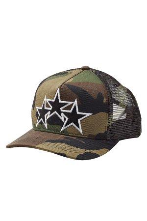 Star Trucker Hat Gr. One Size