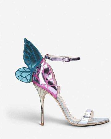 $590 Sophia Webster winged heel