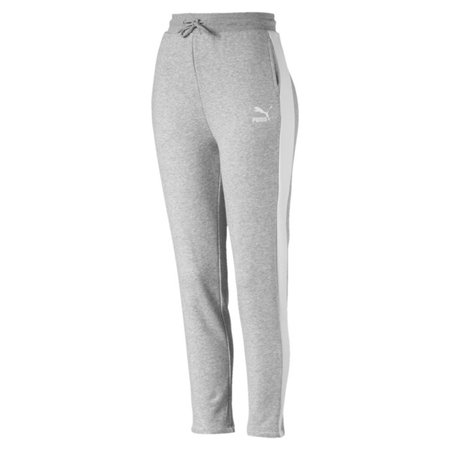 Classics T7 Track Pant FT | Light Gray Heather | PUMA Track Suits | PUMA United States