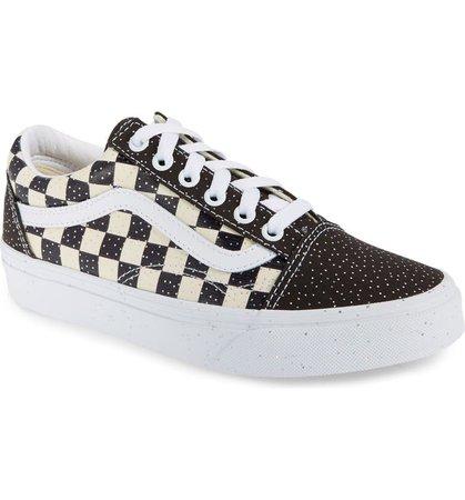 Vans Old Skool Check Sneaker (Women) | Nordstrom