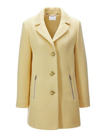 Jacket, vanilla, yellow | MADELEINE Fashion
