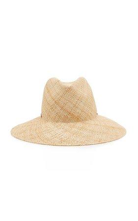Bess Straw Hat By Janessa Leone   Moda Operandi