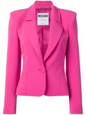 Moschino Cadi Jacket Ss19   Farfetch.Com