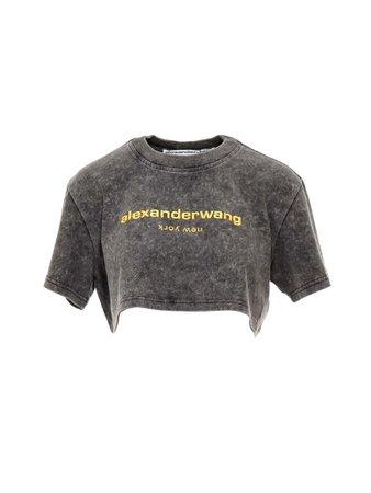 Alexander Wang Alexander Wang T-shirt - Black - 11156561   italist