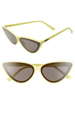 Quay Australia Flex 47mm Cat Eye Sunglasses | Nordstrom