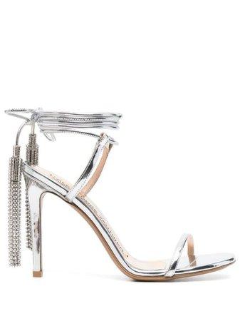Alexandre Vauthier Jourdan crystal-embellished Sandals - Farfetch