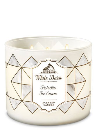 White Barn Candle