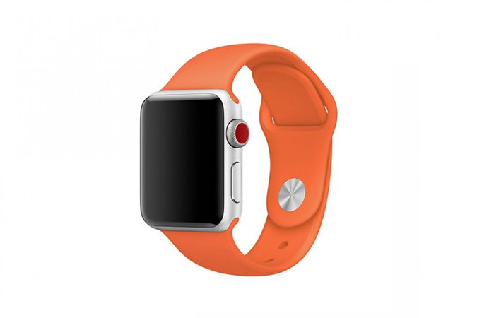 apple watch orange