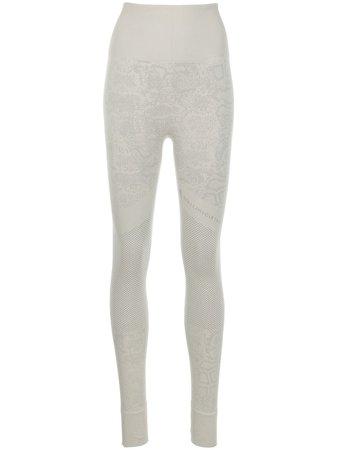 Adidas By Stella McCartney Leggings a Coste - Farfetch
