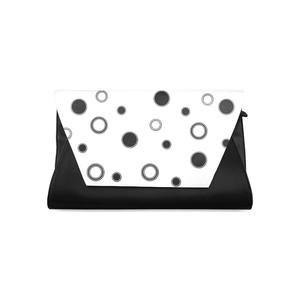 Black Polka Dots Clutch Bag (Model 1630) – Rockin Docks Deluxephotos