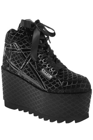 Mermad Platform Trainers [B] | KILLSTAR - UK Store