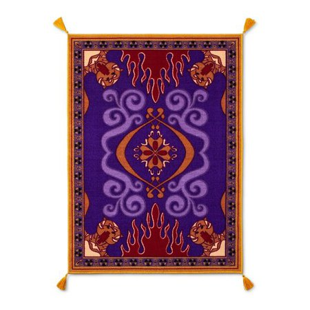 Aladdin 3'x4' Flying Carpet Rug : Target