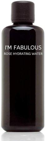 I'm Fabulous Cosmetics Hydrating Rosewater